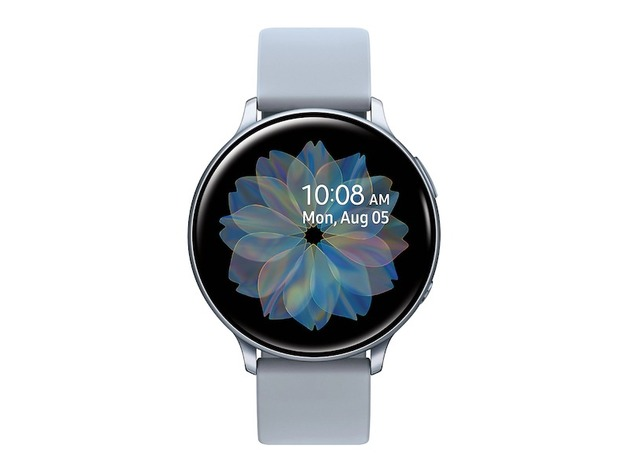 Samsung Galaxy Watch Active 2 Aluminum - Cloud Silver (40mm)