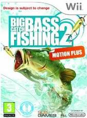 Big Catch: Bass Fishing 2 for Nintendo Wii