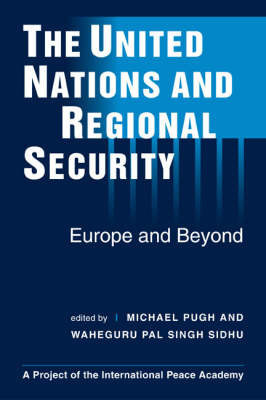 The United Nations and Regional Security