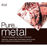Pure Metal by Various Artists