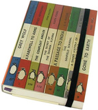 Penguin Classics Spines Notebook (Small)