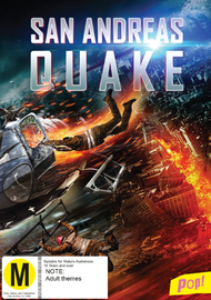 San Andreas Quake on DVD