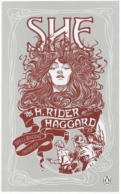 She by H.Rider Haggard image