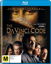 The Da Vinci Code - 10th Anniversary Edition on Blu-ray