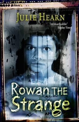 Rowan the Strange by Julie Hearn image