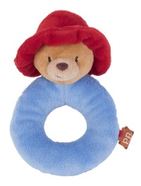 Paddington Baby - Ring Rattle
