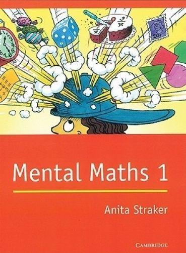 Mental Maths 1 by Anita Straker image