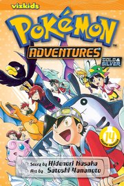 Pokemon Adventures, Vol. 14 by Hidenori Kusaka