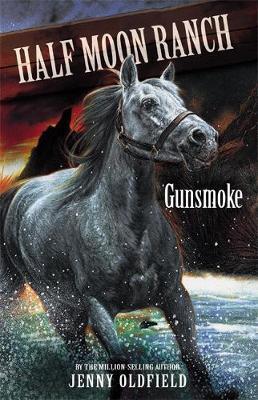 Horses Of Half Moon Ranch: Gunsmoke by Jenny Oldfield image