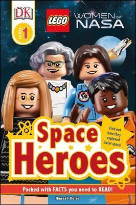 LEGO Women of NASA Space Heroes by DK