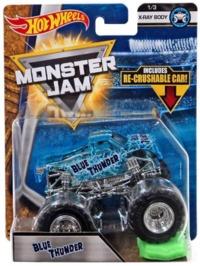 Hot Wheels: Monster Jam - Blue Thunder