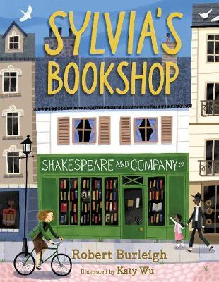 Sylvia's Bookshop by Robert Burleigh