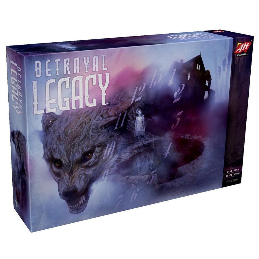 Betrayal Legacy image