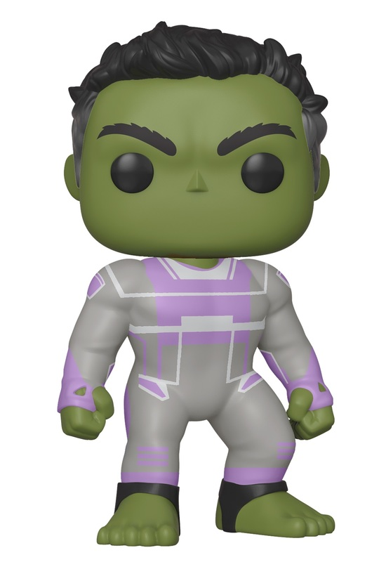 Avengers: Endgame - Smart Hulk Pop! Vinyl Figure