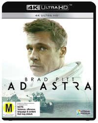 Ad Astra on UHD Blu-ray