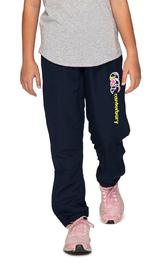 Canterbury: Girls Uglies Tapered Cuff Stadium Pant - Navy (Size 12)