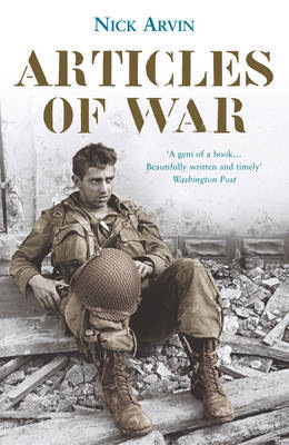 Articles Of War by Nick Arvin image