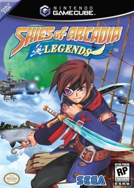 Skies Of Arcadia Legends for GameCube image