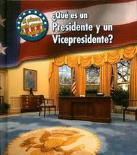 Que Es un Presidente y un Vicepresidente? by Nancy Harris image