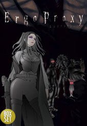 Ergo Proxy - Vol. 1 with Collector's Box on DVD