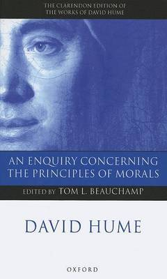 An Enquiry concerning the Principles of Morals by David Hume image