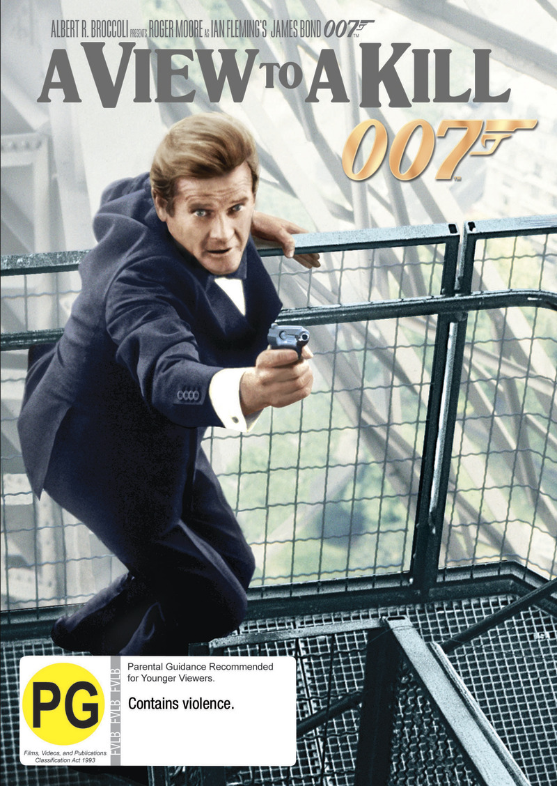 A View to a Kill (2012 Version) on DVD image