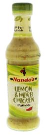Nando's Lemon & Herb Peri-Peri Marinade 270g