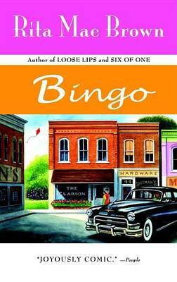 Bingo by Rita Mae Brown image