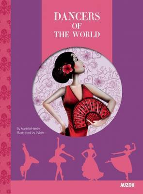Dancers of the World by Aurelia Hardy image