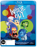 Inside Out on Blu-ray