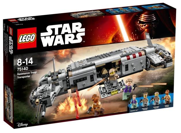 LEGO Star Wars - Resistance Troop Transporter (75140)