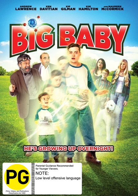 Big Baby on DVD
