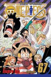 One Piece: 67 by Eiichiro Oda