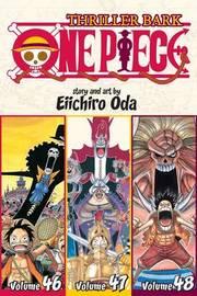 One Piece (Omnibus Edition), Vol. 16 by Eiichiro Oda