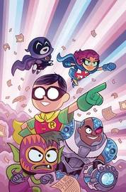 Teen Titans Go! Vol. 3 Mumbo Jumble by Jimmy Palmiotti