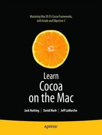 Learn Cocoa on the Mac by Dave Mark image