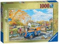 Ravenburger - Farm Services Puzzle (1000pc)