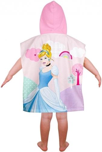 Disney Princess Hooded Poncho image