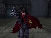 Final Fantasy VII: Dirge of Cerberus for PS2