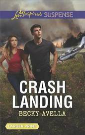 Crash Landing by Becky Avella image
