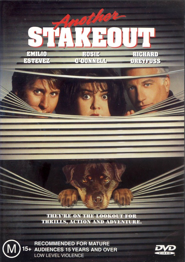Another Stakeout on DVD image