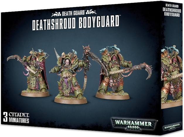 Warhammer 40,000: Death Guard - Deathshroud Bodyguard