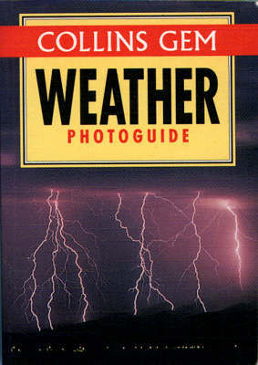 Collins Gem Weather Photoguide image