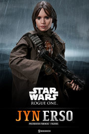 Star Wars: Rogue One - Jyn Erso Premium Format 1:4 Scale Statue
