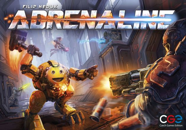 Adrenaline - Board Game