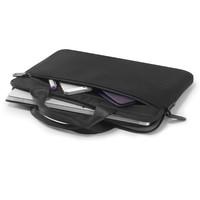 "Dicota Ultra Skin Plus PRO carry bag for 12""-12.5"" Notebook /Laptop & Surface Pro 3 Pro 4 (Black)"