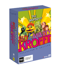 Sid & Marty Krofft Collector's Edition on DVD