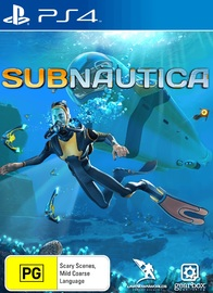 Subnautica for PS4