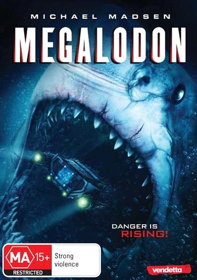 Megalodon on DVD