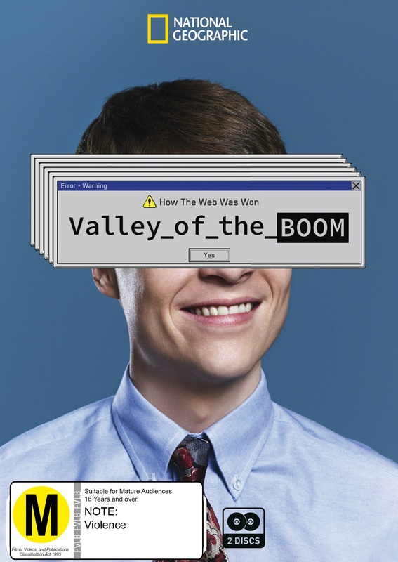 Valley Of The Boom on DVD